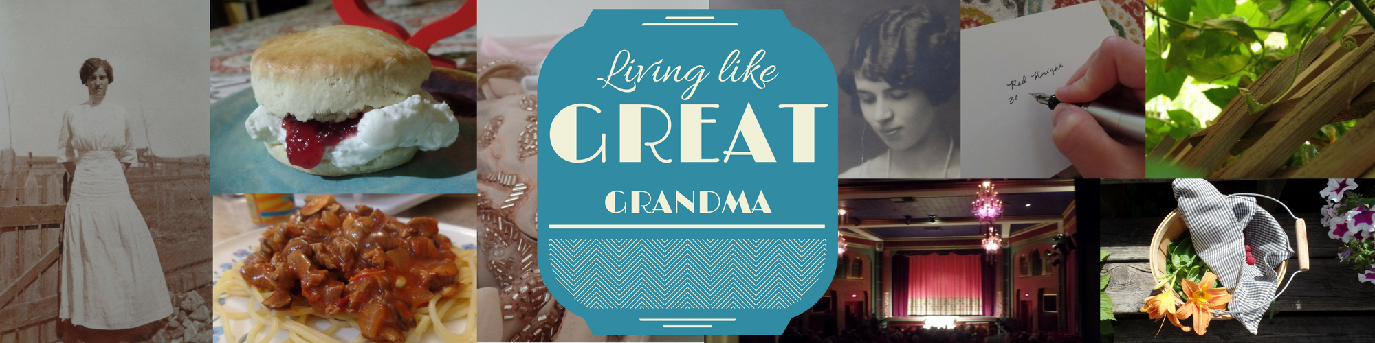 Living Like Great-Grandma